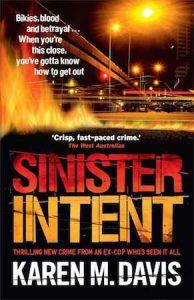 Sinister Intent by Karen M. Davis