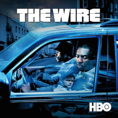 Story structure of The Wire by David Simon