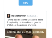 Michael Connelly Interview – Key Fundamentals of Storytelling