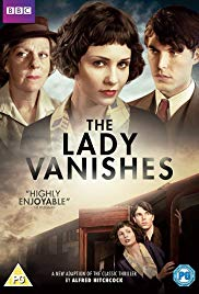 The Lady Vanishes Fiona Seres