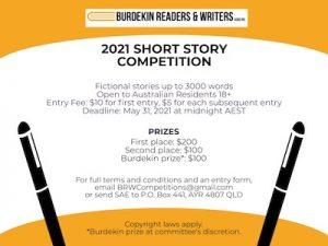 Burdekin Readers and Writers