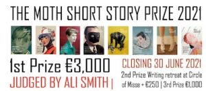 Moth Magazine Short Story Prize