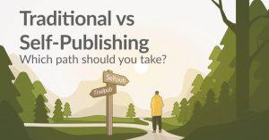 traditional verses self publishing